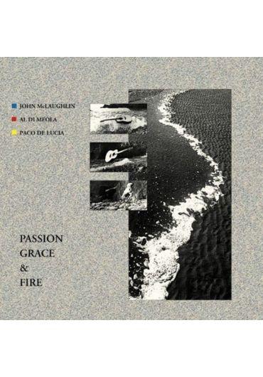 AL DI MEOLA - Passion, Grace and Fire - CD