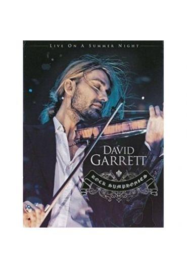 David Garrett - Rock Symphonies - Live On A Summer Night (DVD)