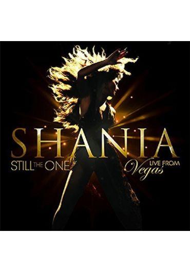 Shania Twain - Still the One (LIVE FROM VEGA) - DVD