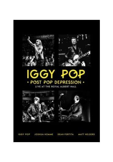 IGGY POP - Post Pop Depression-Live at the Royal Albert Hall - DVD