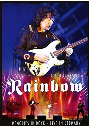 Ritchie Blackmore's Rainbow - Live in Germany - DVD
