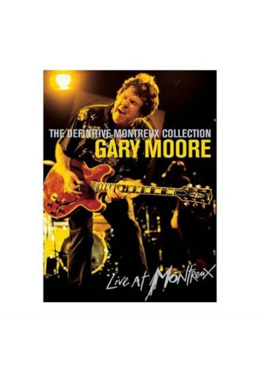 Gary Moore - The Definitive Montreux Collection - DVD