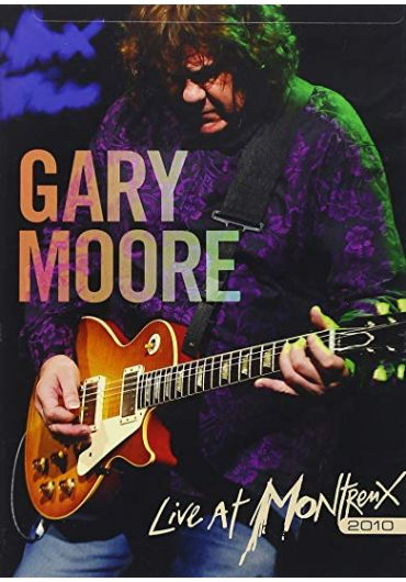 GARY MOORE - Live at Montreux 2010 - DVD