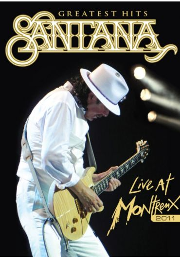 Santana - Greatest Hits Live at Montreux - DVD