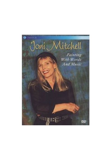 Joni Mitchell - Painting With Words & Music - DVD