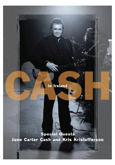Johnny Cash - Johnny Cash In Ireland - DVD