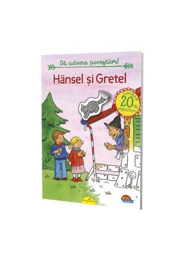Pixi Creativ. Hansel si Gretel