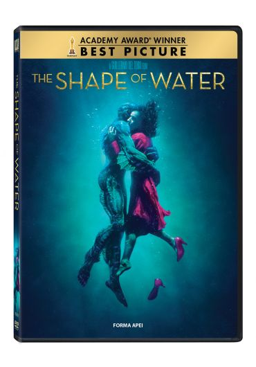 The shape of water - Forma apei [DVD]