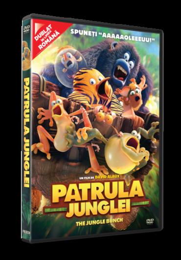 Patrula Junglei [DVD]