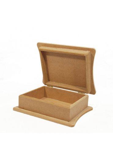 Cutie cadou Handmade Paper Box 1/3 (16x16x8 cm)