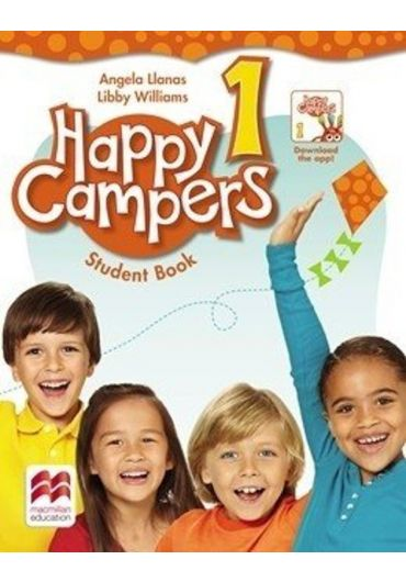 Happy Campers. Student Book, Workbook - Clasa I