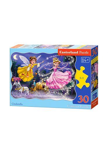 Puzzle 30 piese Cinderella