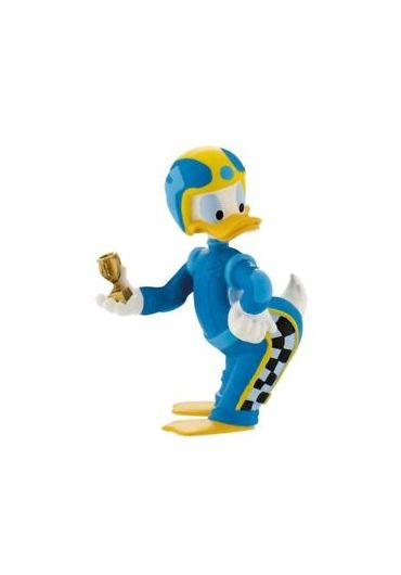 Figurina Donald - Mickey si pilotii de curse