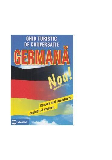 Ghid turistic de conversatie germana