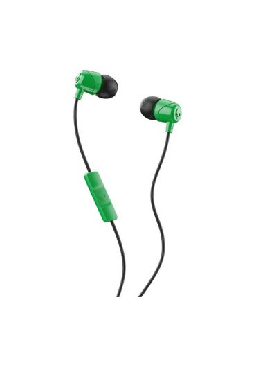Casti Skullcandy Jib in-ear mic black-black-green