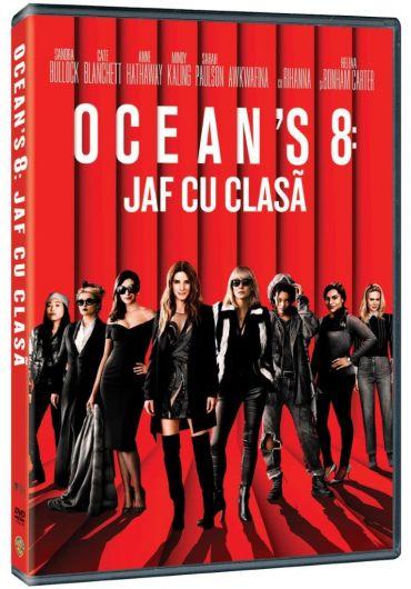 Jaf cu clasa - Ocean's 8 [DVD]