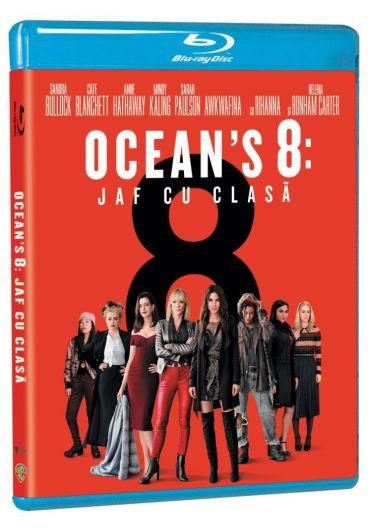Jaf cu clasa - Ocean's 8 [Blu Ray]