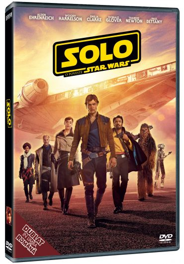 Solo: A Star Wars Story - Solo: O poveste Star Wars [DVD]