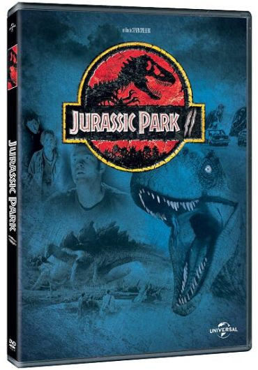 Jurassic Park: The Lost World - Jurassic Park II [DVD]