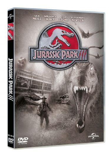 Jurassic Park III - Jurassic Park III [DVD]