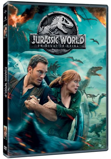 Jurassic World: Fallen Kingdom - Jurassic World: Un regat in ruina [DVD]