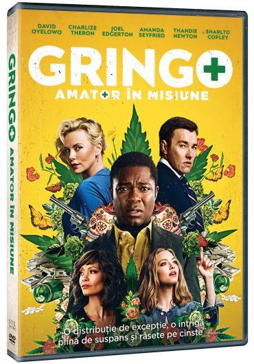 Gringo - Gringo: Amator in misiune [DVD]