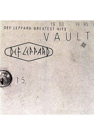 Def Leppard-Vault Greatest hits LP