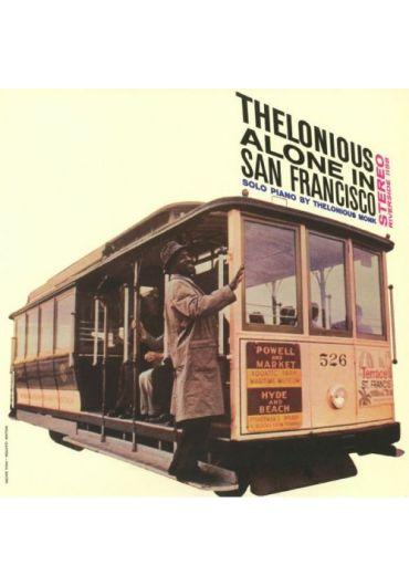 Thelonious MONK  - Thelonious Alone In San Francisco - Vinyl