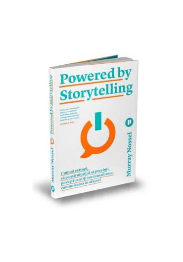 Powered by Storytelling