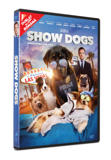 Operatiunea Ham-Ham / Show Dogs [DVD]