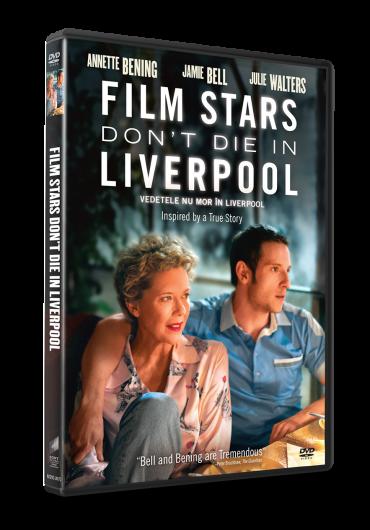 Vedetele nu mor in Liverpool / Film Stars Don't Die in Liverpool [DVD]
