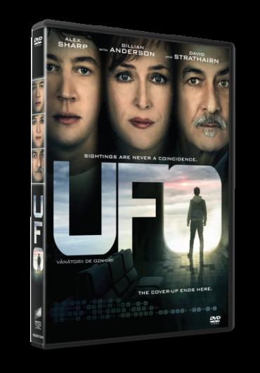 Vanatorii de OZN-uri / UFO [DVD]