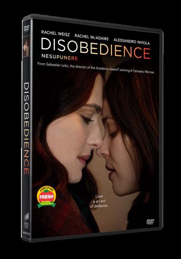 Nesupunere / Disobedience [DVD]