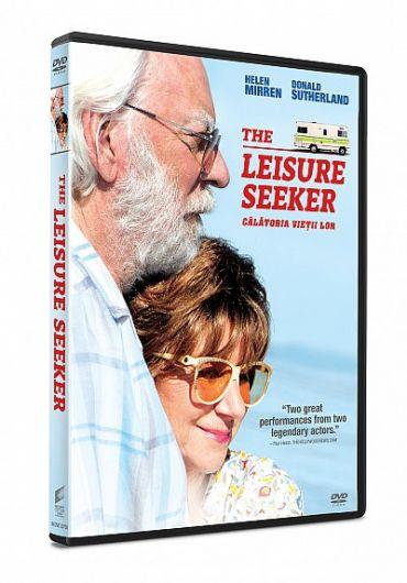 Calatoria vietii lor / The Leisure Seeker [DVD]