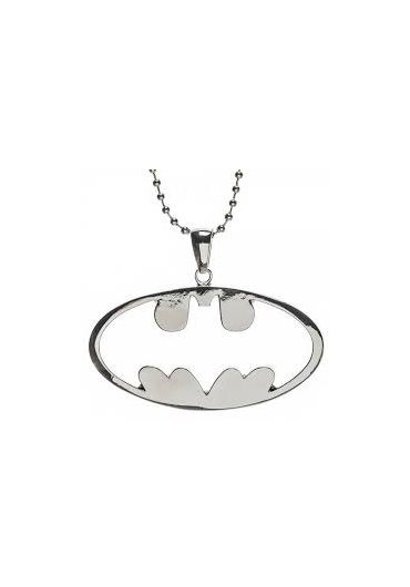 Lant argintiu Batman logo