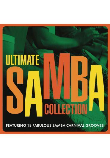Various - Ultimate Samba Collection - CD