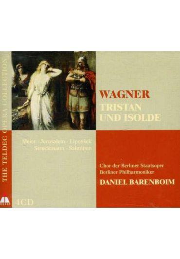 Daniel Barenboim - Wagner Tristan Und Isolde - CD