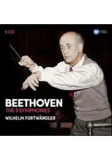 Wilhelm Furtwängler - Beethoven: The 9 Symphonies
