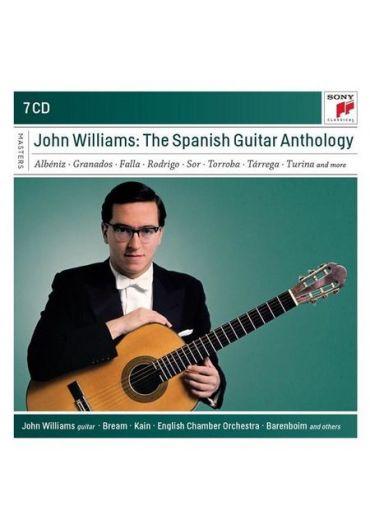 John Williams - John Williams The Spanish Guitar Anthology - CD
