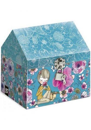 Cutie de bijuterii Petals