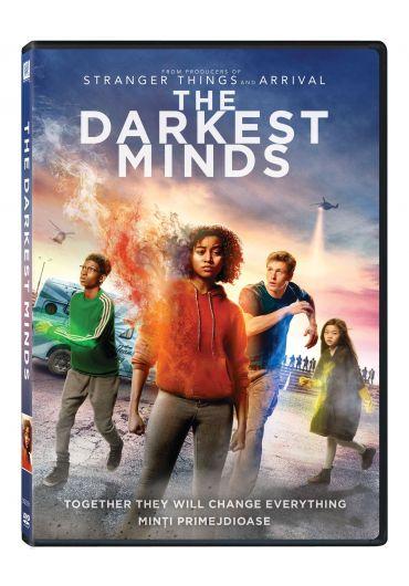 The Darkest Minds - Minti primejdioase [DVD]