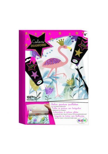 Set creatie - Flamingo