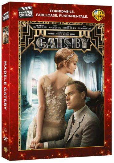 Marele Gatsby - The Great Gatsby [DVD]