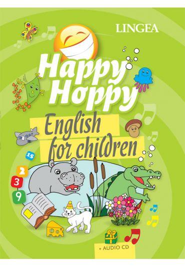 Happy Hoppy - English for children (+ audio CD)