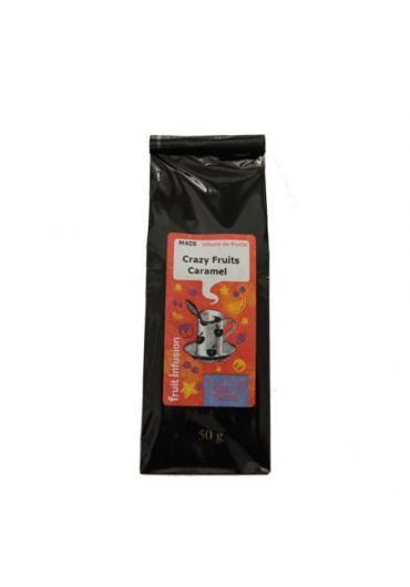 Ceai fruit Tea Blend Crazy Fruits (Caramel) flavoured M405