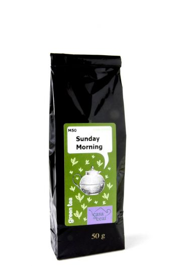 Ceai Green Tea Sunday Morning M50
