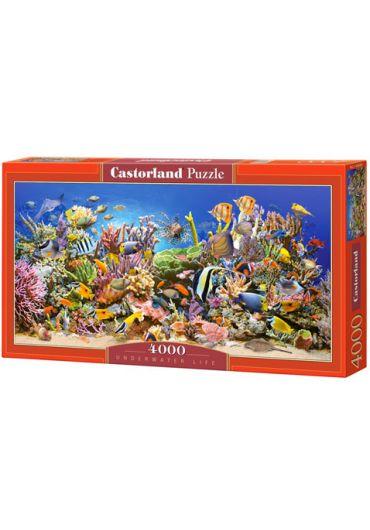 Puzzle 4000 piese Underwater Life