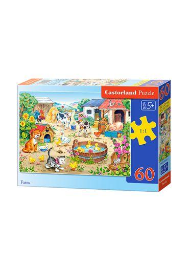 Puzzle 60 de piese Farm