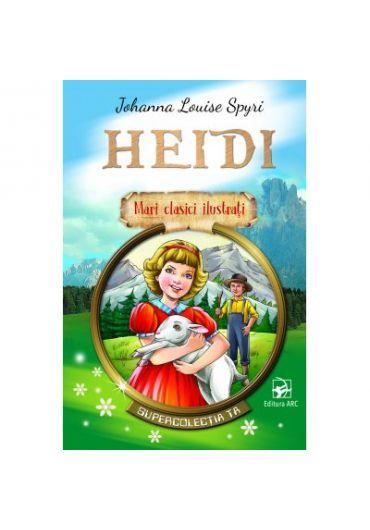 Mari clasici ilustrati. Heidi