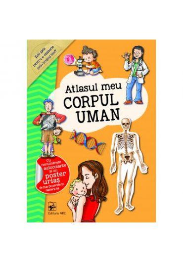 Atlasul meu. Corpul uman
